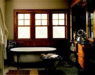 Andersen 400 Double Hung Bathroom